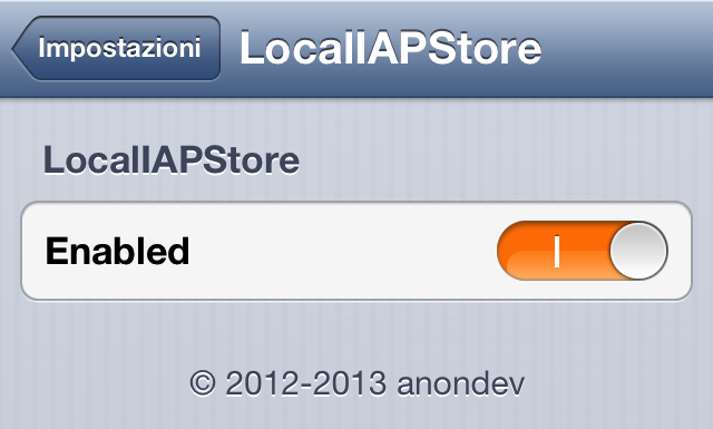 Release LocaliAPstore, scaricare tutti i contenuti in-app gratis